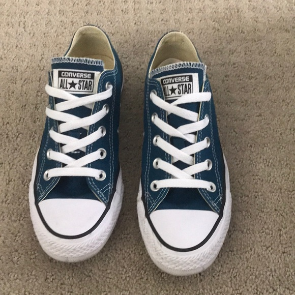 f9ac499a5752 Converse Shoes - Converse Chuck Taylor All Star blue lagoon size 6